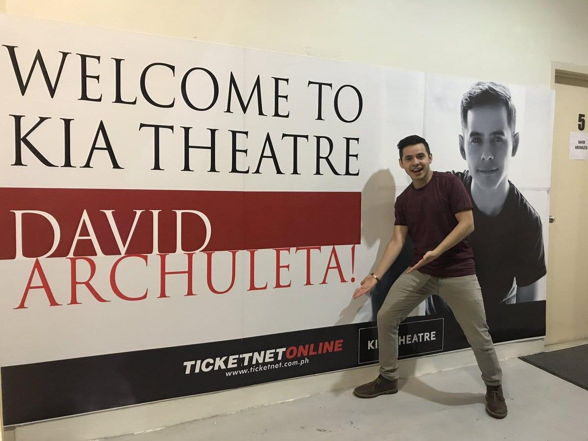 David Archuleta net worth