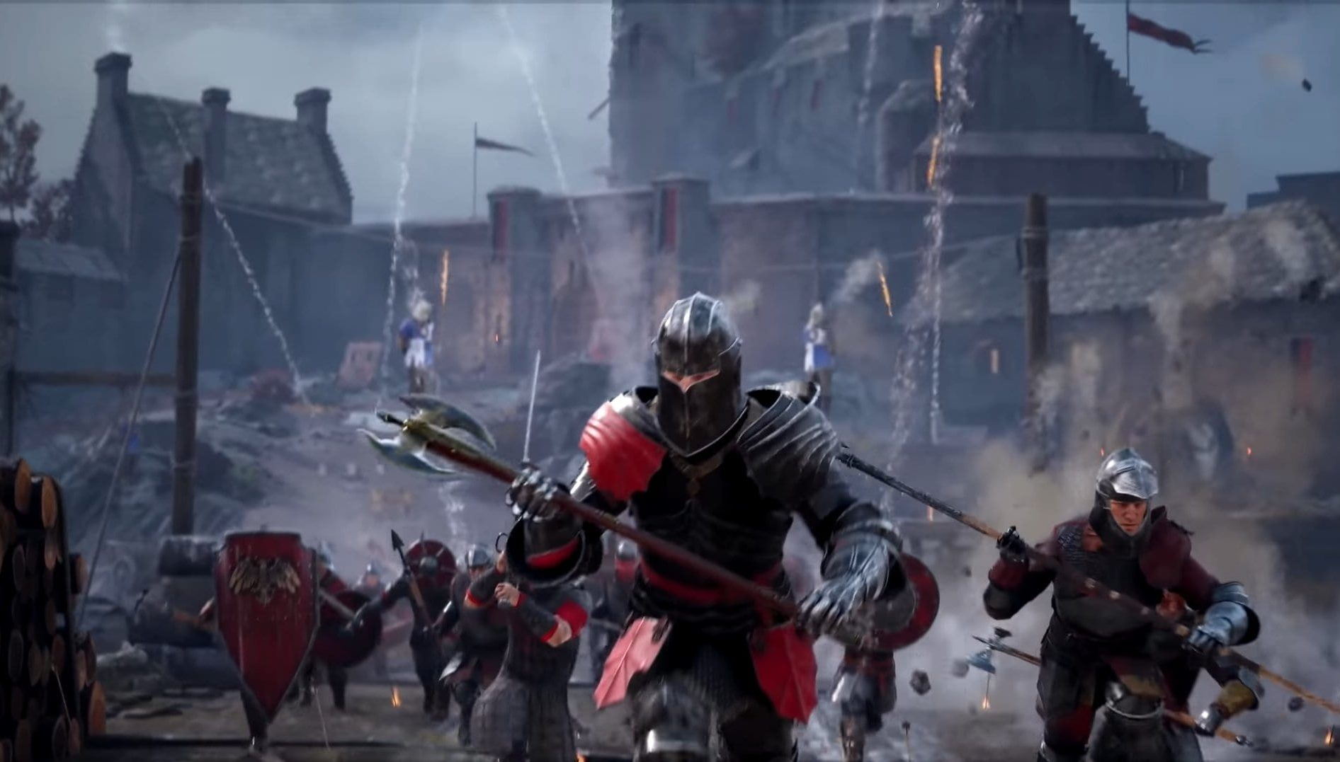When To Expect Chivalry 2?