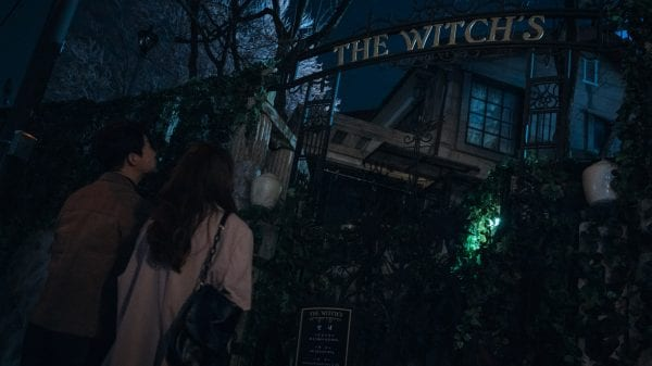 Come To The Witch Restaurant