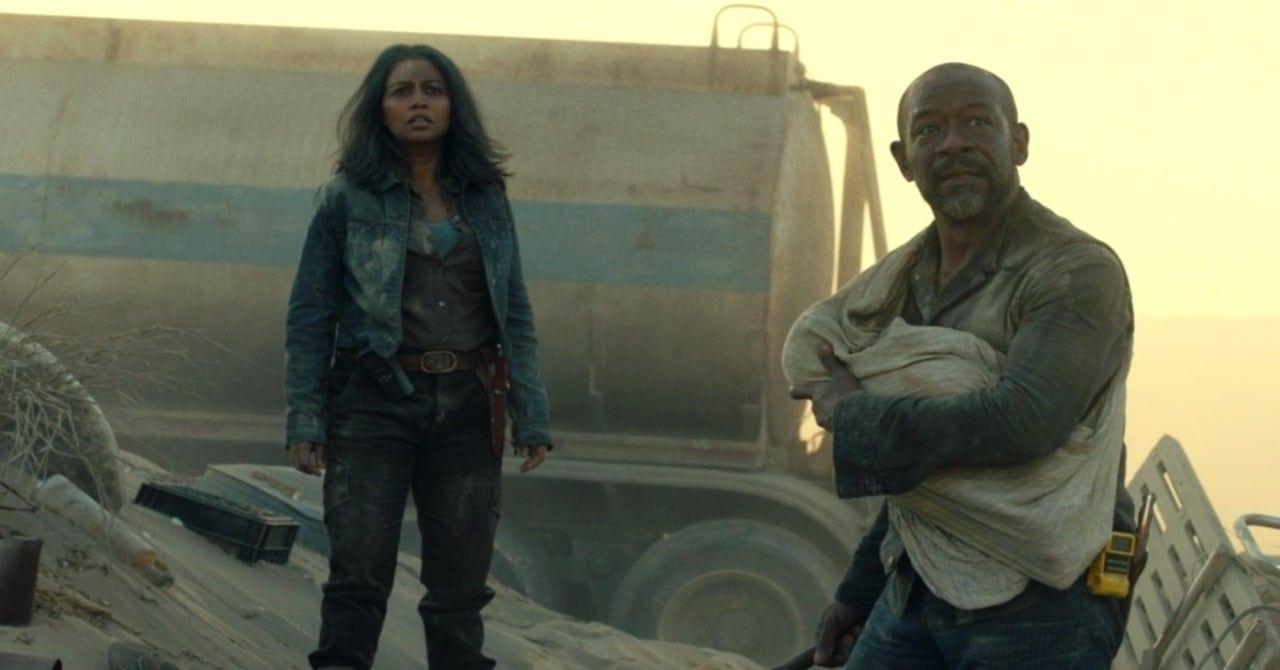 What Went Down In Fear The Walking Dead Season 6?