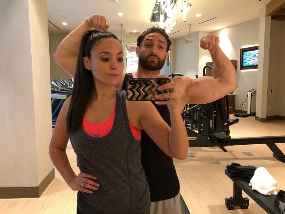 Sammi Giancola and Christtian Biscardi Break Up