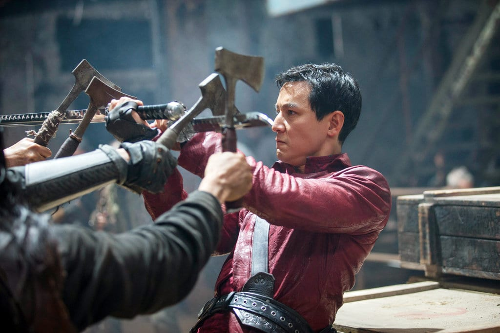 Into The Badlands Resembles A Dark World Like Sweet Tooth