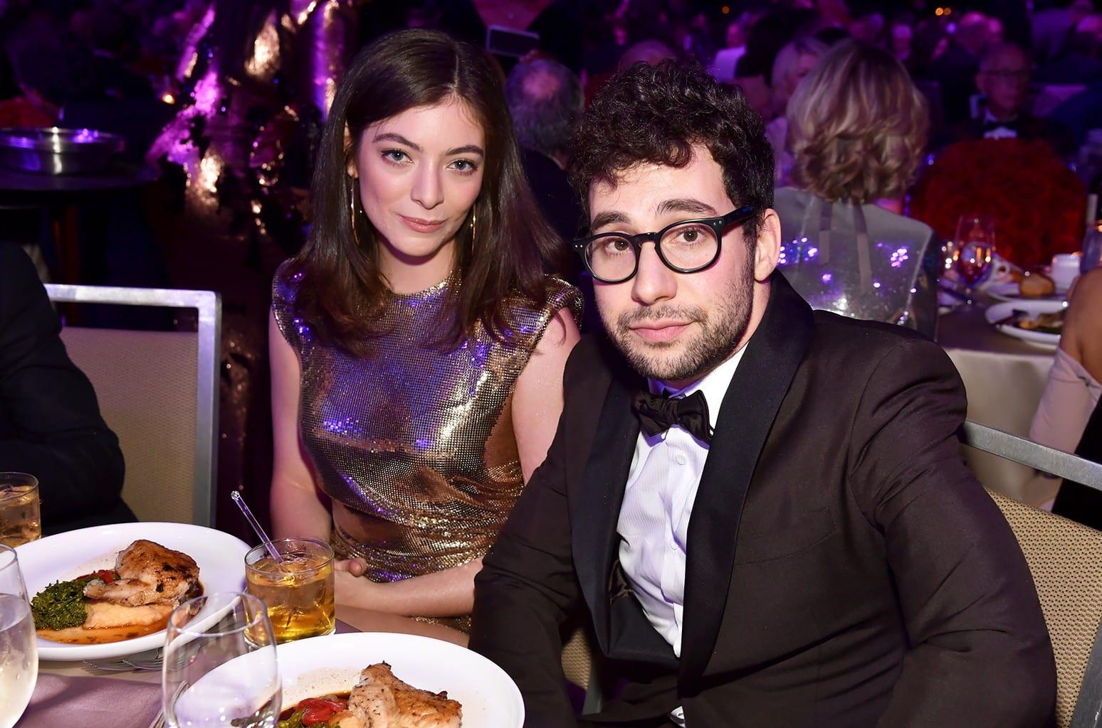 Jack Antonoff and Lorde