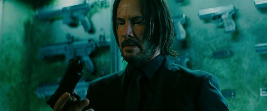 How Does John Wick 3 End?