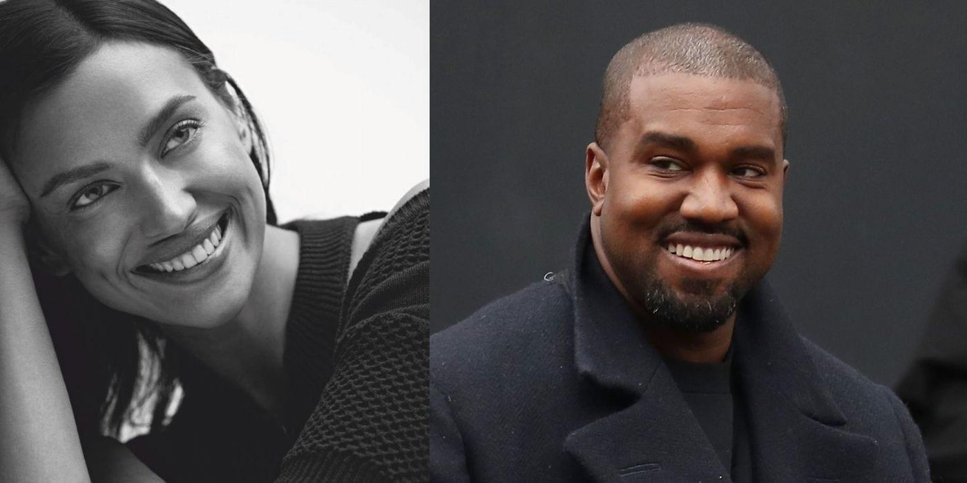 Kanye West Is Dating Irina Shayk