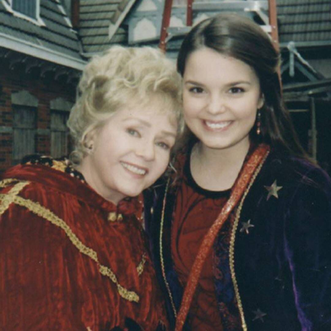 Kimberly and Debbie Reynolds