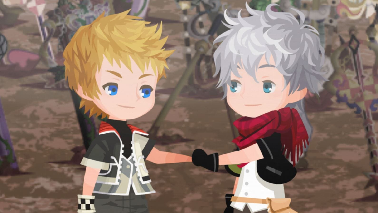 Kingdom Hearts Union X Ending Explained: Who is Brain and How is he Connected to Luxu?