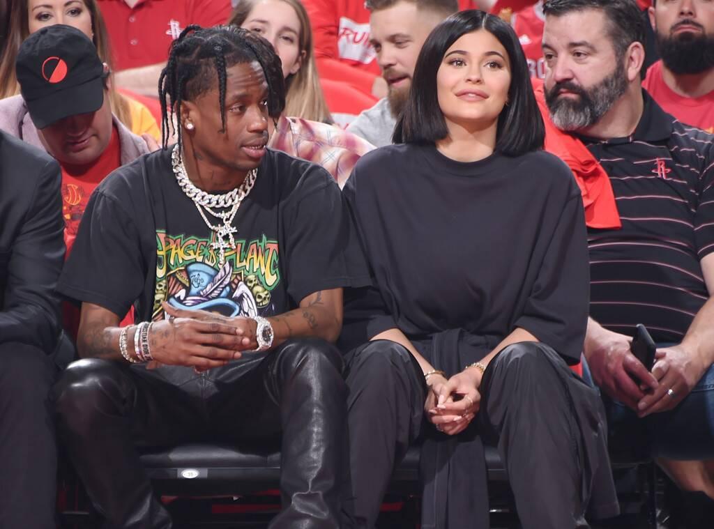 Kylie and Travis break up