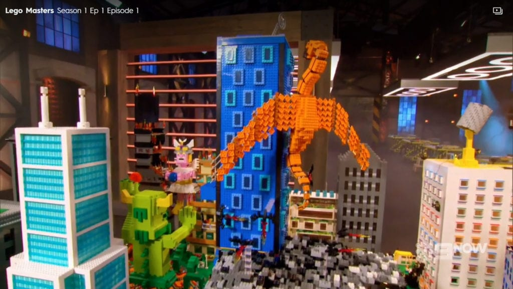 Preview: LEGO Masters Season 2 Episode 3