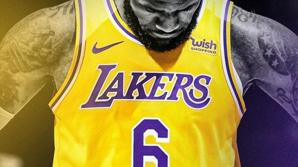 Why Did Lebron James Change His Jersey Number to 6?