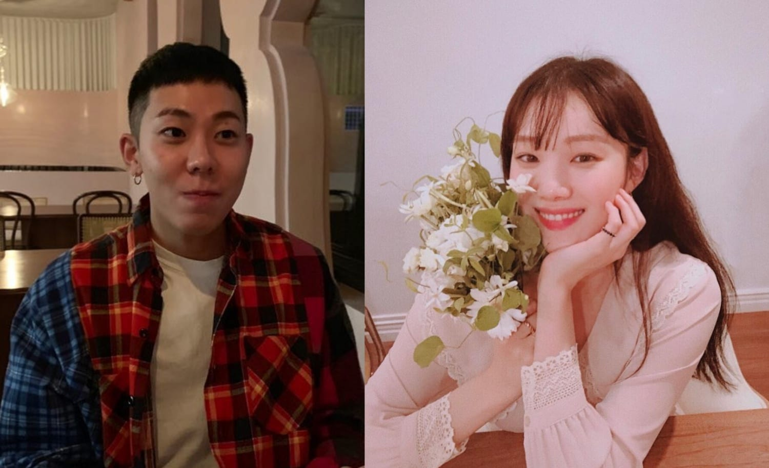 Lee Sung Kyung and Loco 'Love'