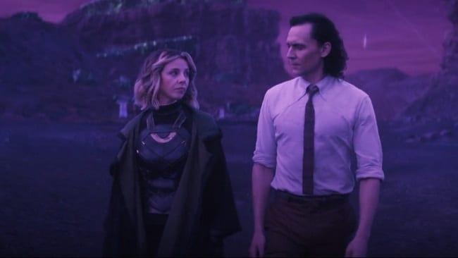 Loki Episode 3 ending scene