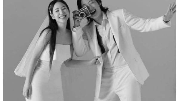 Louie and U Sung Eun