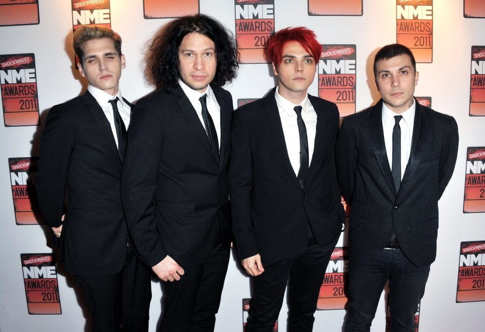 When Did My Chemical Romance Break Up?