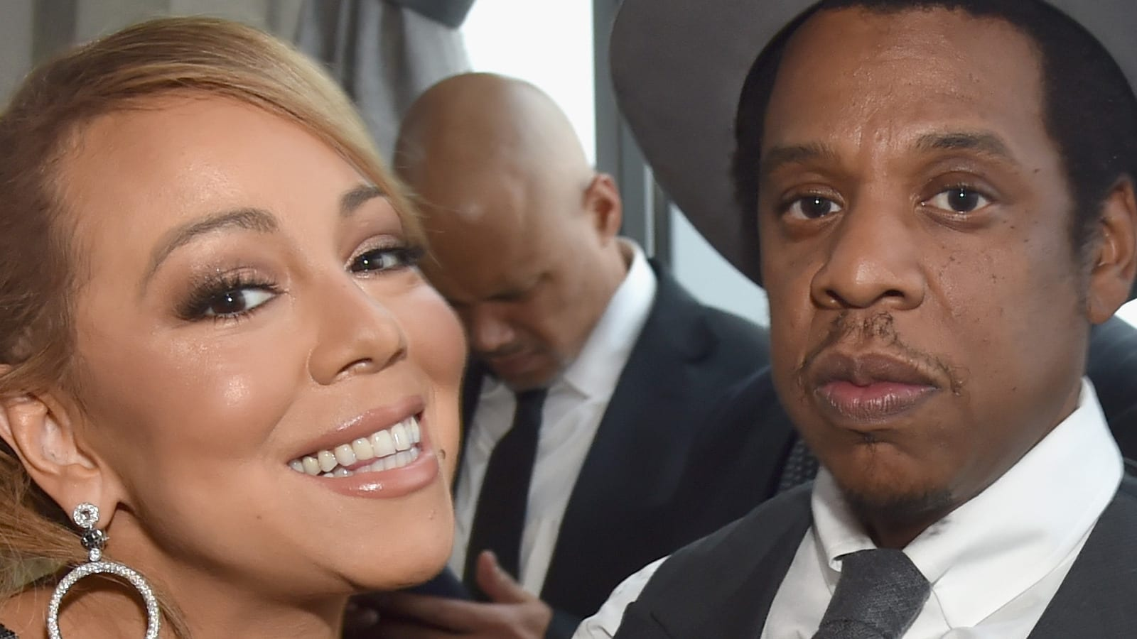 what happened between Jay-Z And Mariah Carey?