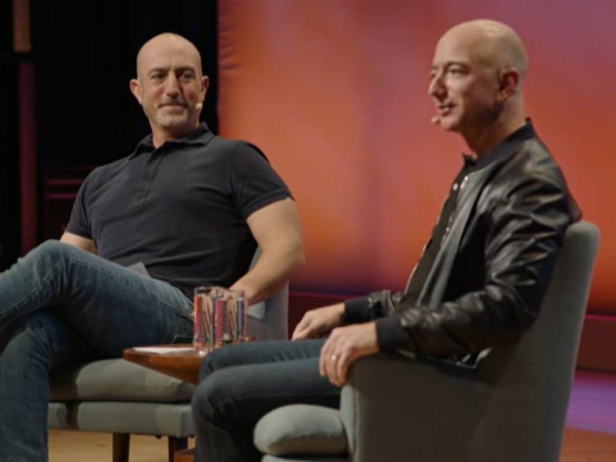 Who Is Mark Bezos?