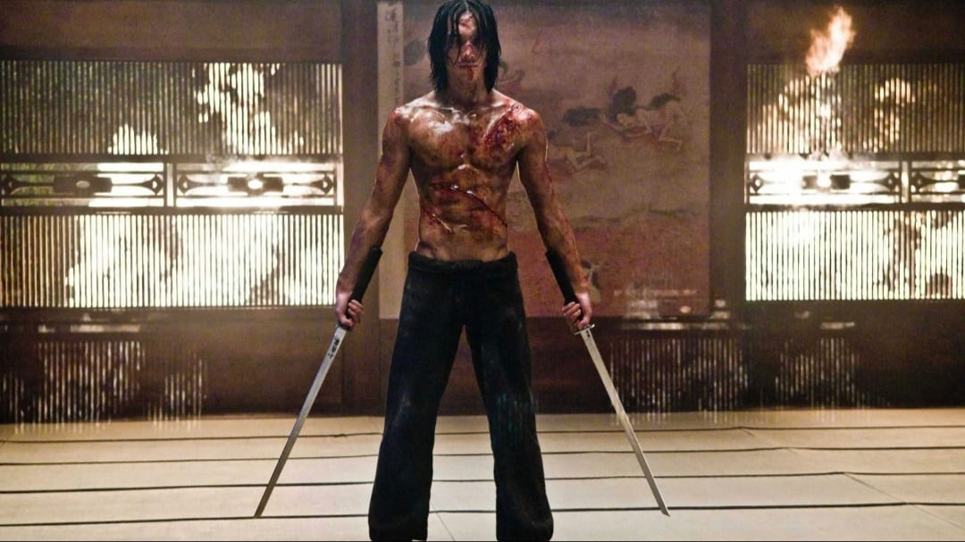 Who plays the main role in ninja assassin?