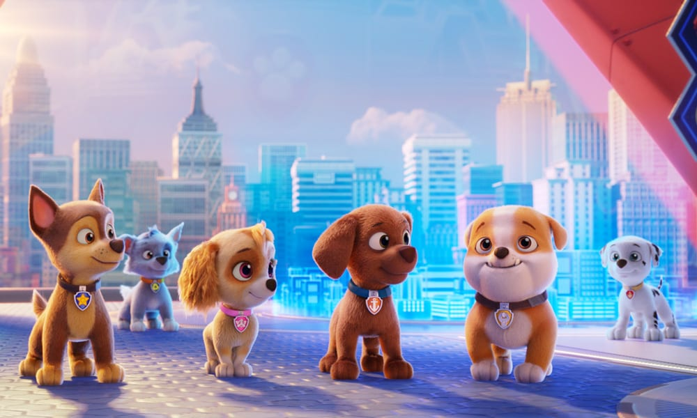 Paw Patrol: The Movie Release Date