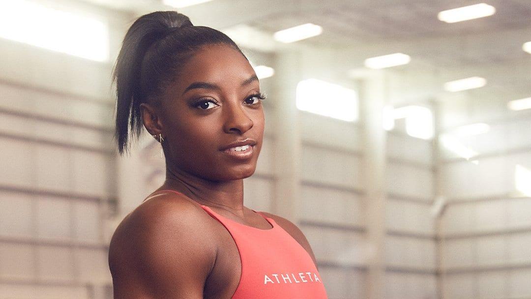 The Athlete Simone Biles