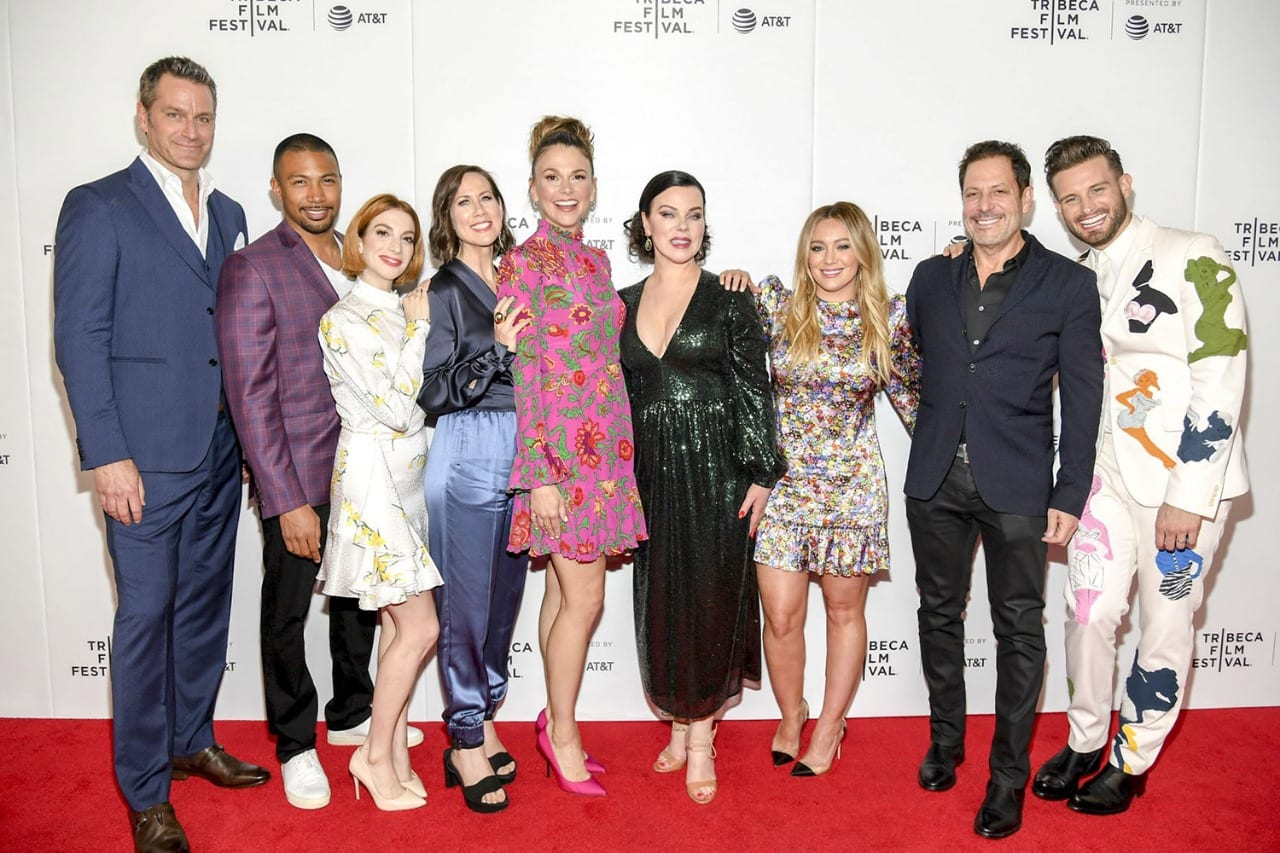 Younger: Cast and Crew