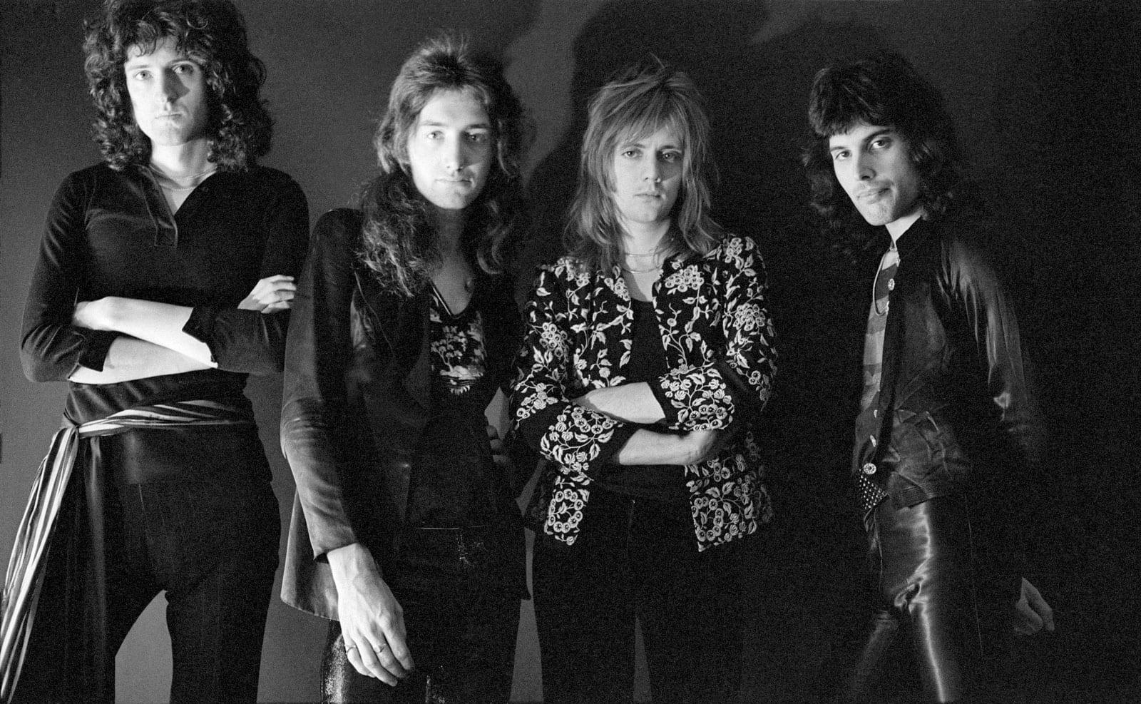 """British band """"Queen"""""""