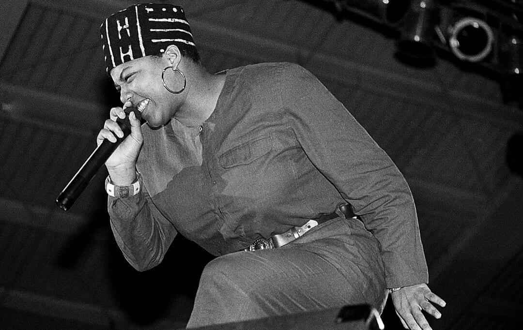 Queen Latifah Rap Song