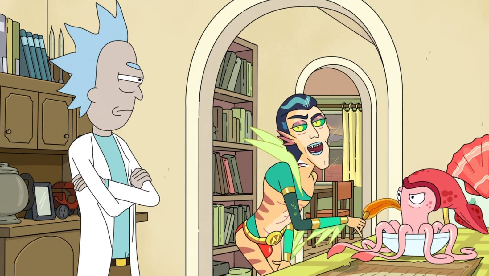 Rick and Morty Season 5 Episode 1 Ending Explained