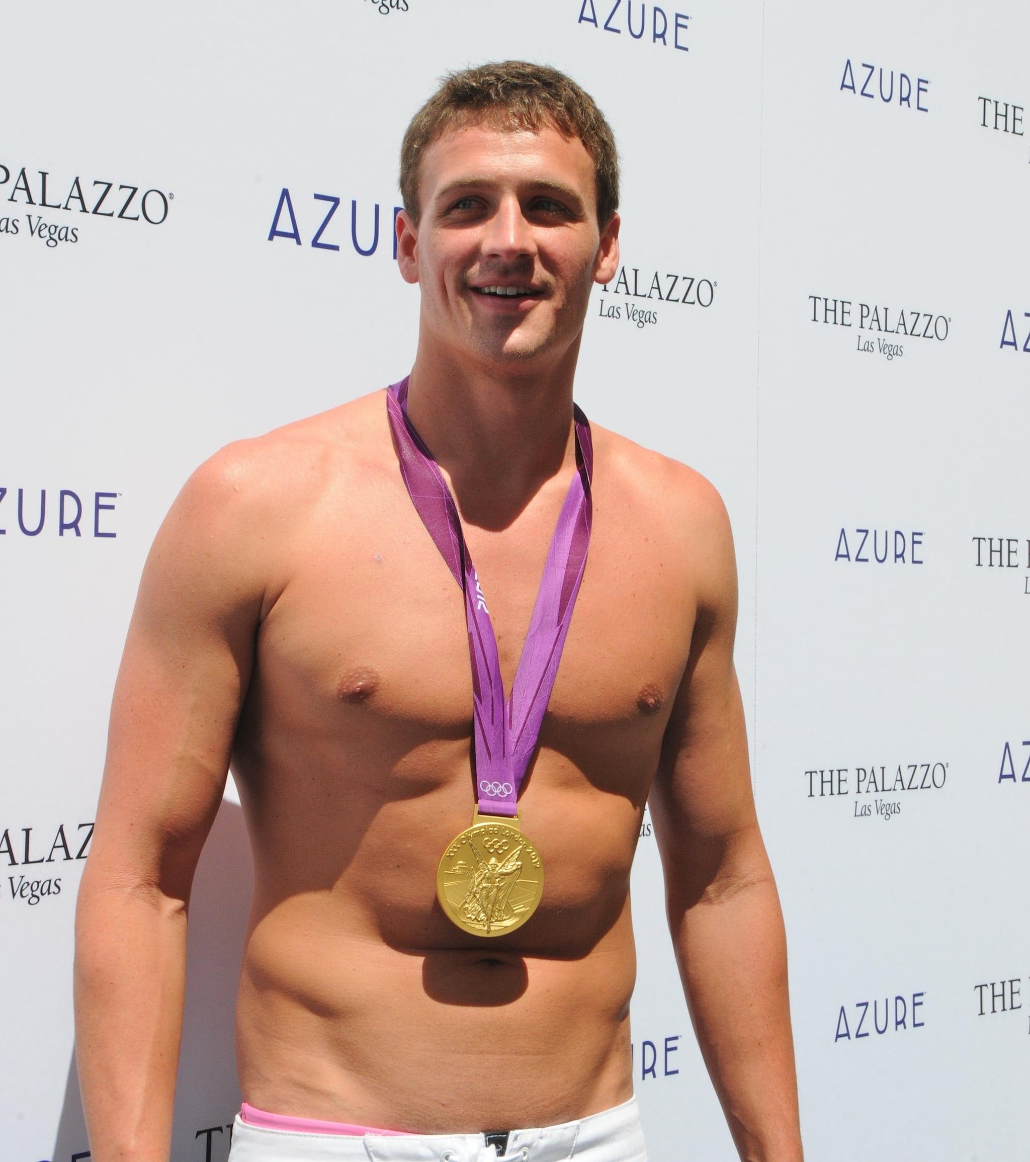 Ryan Lochte swimmer