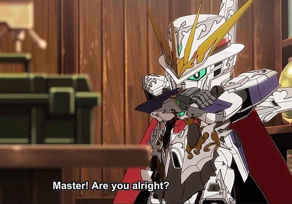 SD Gundam World of Heroes