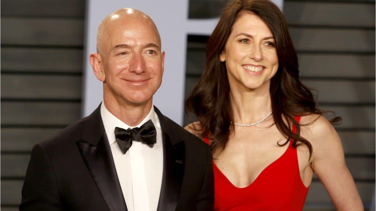 Jeff Bezos divorce wife net worth