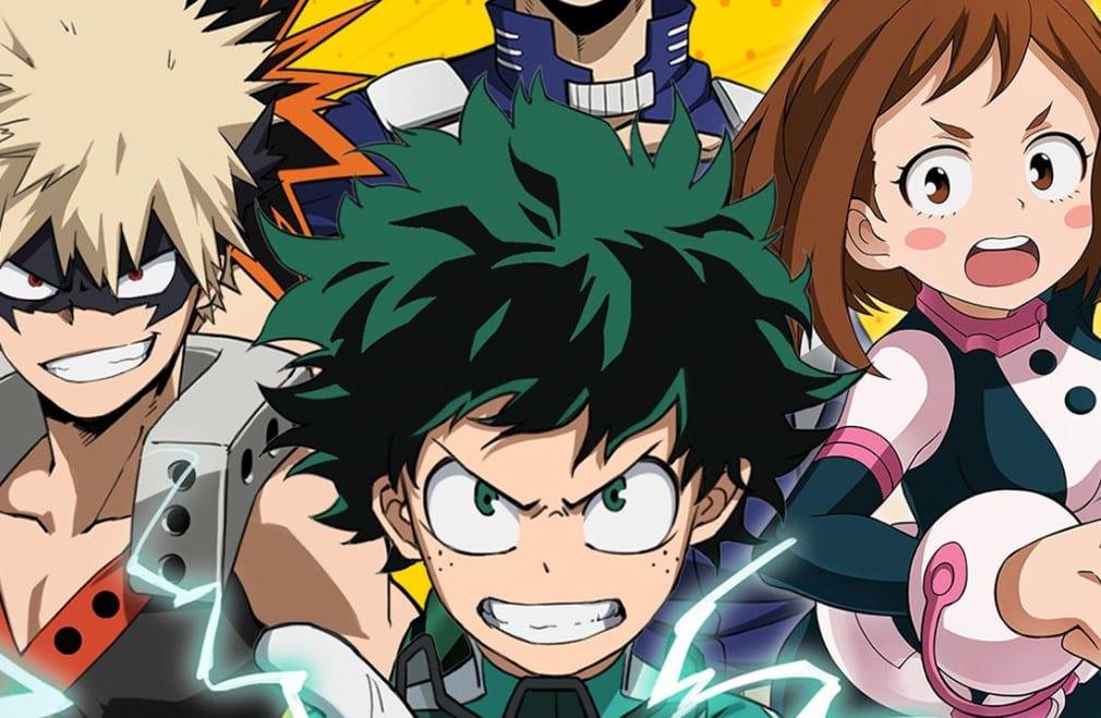 My Hero Academia Season 5