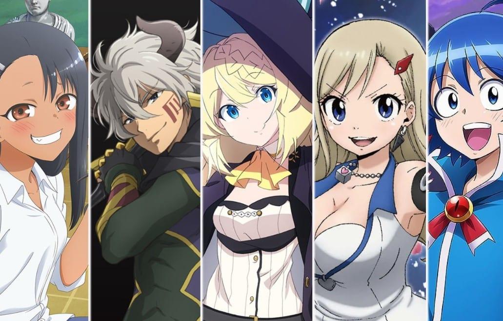 Best Spring 2021 Anime