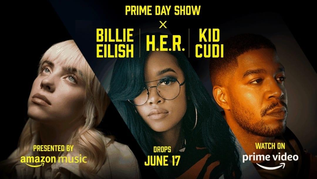 Amazon Prime Day Show Release date