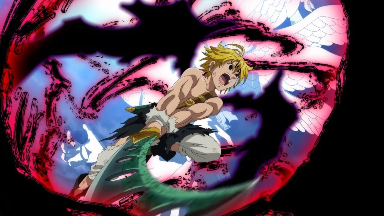 Seven Deadly Sins Cursed By Light new poster