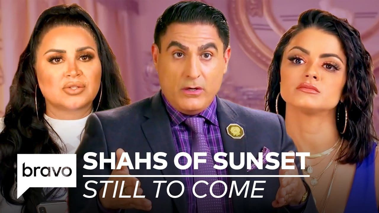Shahs of Sunset Season 9 Episode 4