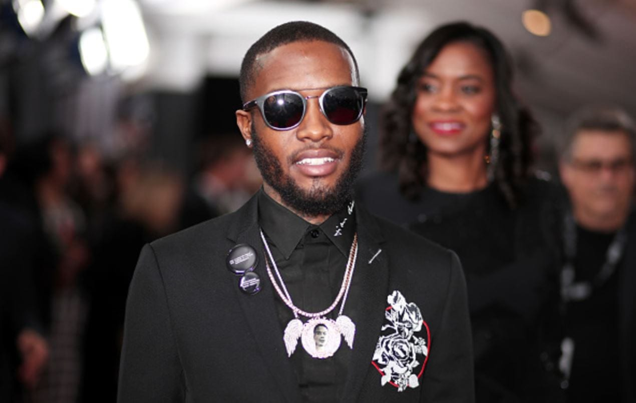 Ant Glizzy Net Worth: Family And Beef With Brother Shy Glizzy