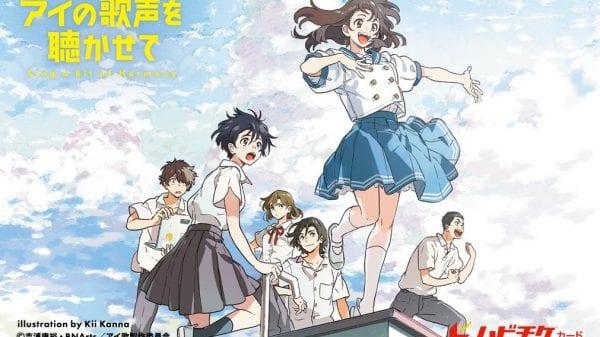 Sing a Bit of Harmony manga