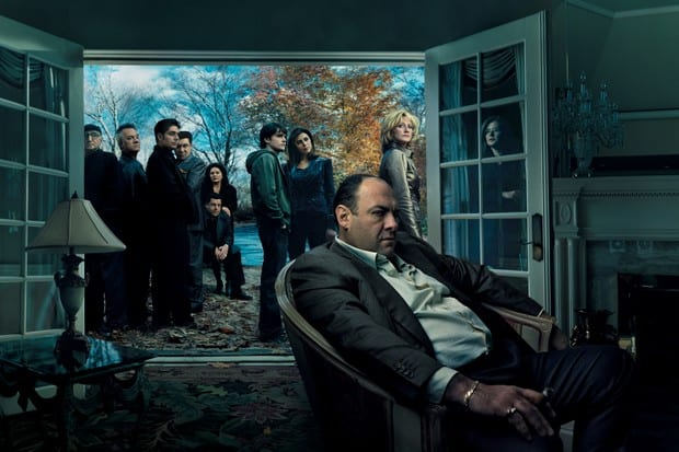 The Sopranos- kinetic