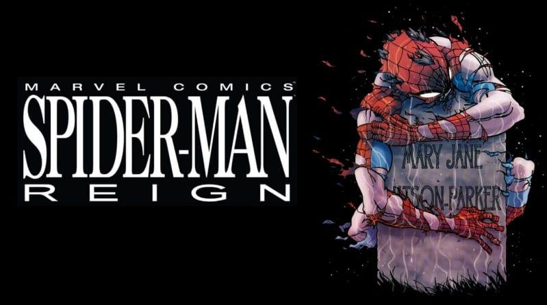 Spiderman Reign comics