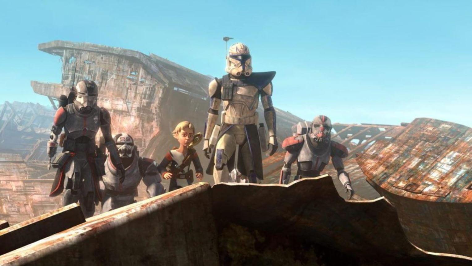 Bracca in the Bad Batch: Connection to Star Wars Jedi: Fallen Order