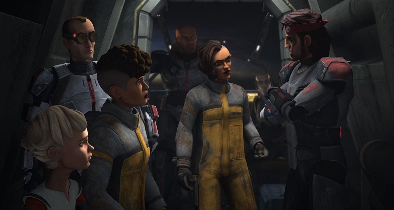 Star Wars: The Bad Batch Episode 6 Explained: Who Do The Martez Sisters Work For?