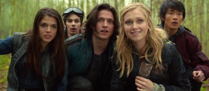 The 100 sees humans finding life much like Sweet Tooth