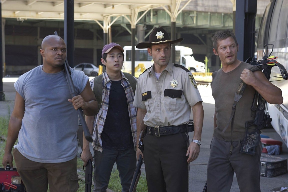 The Walking Dead Has A Similar Dark Future As Sweet Tooth