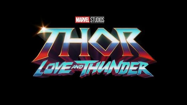 Thor Love and Thunder p