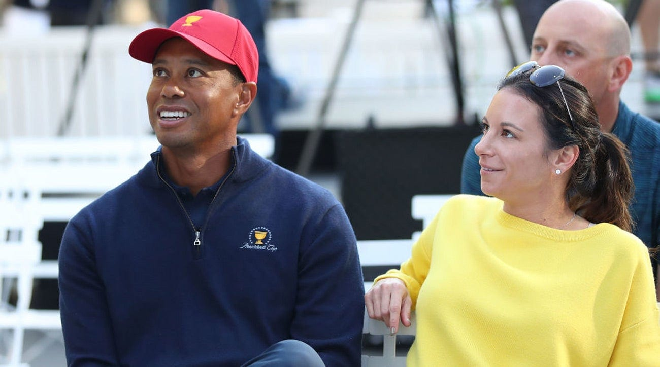 Tiger Woods Is Dating Erica Herman For Past Four Years