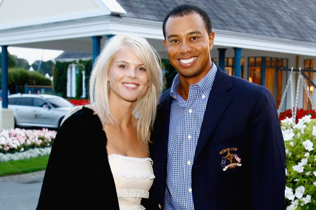 Tiger Woods Was First Married To Elin Nordegren From 2003 to 2010