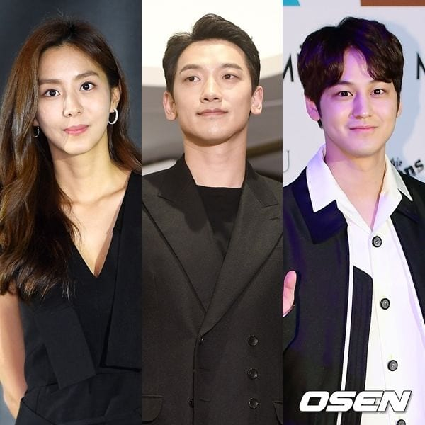 Uee and Kim Bum in the Ghost Doctor