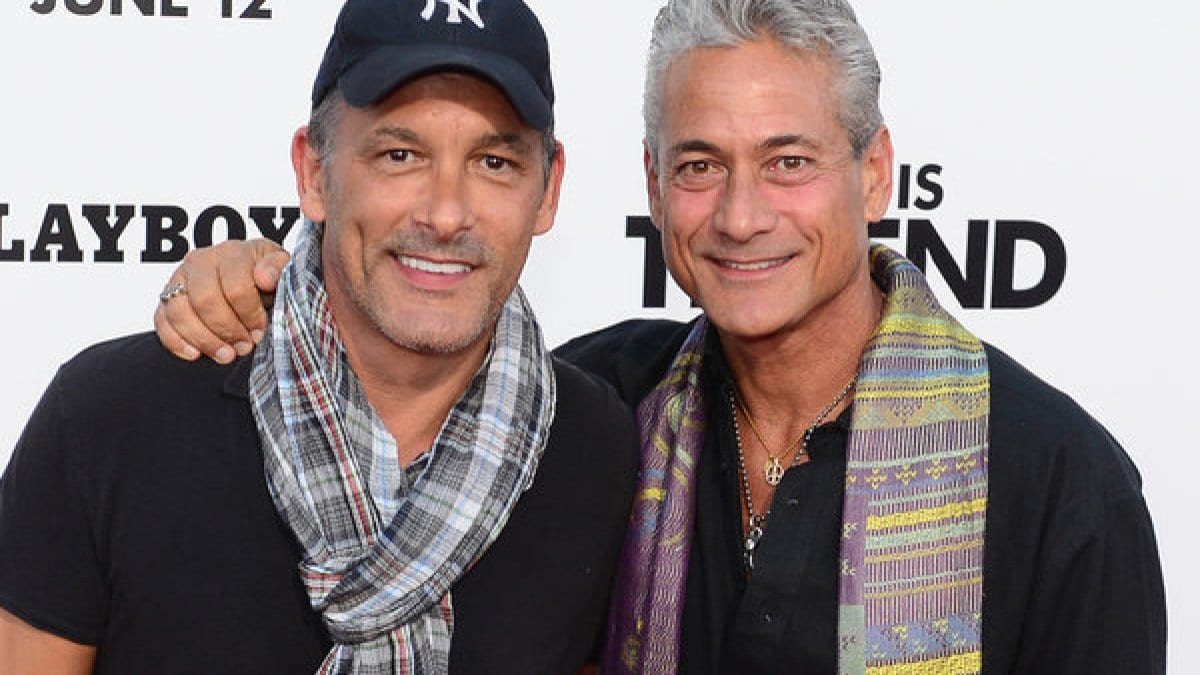 Greg Louganis and Johnny Chaillot Are Divorcing