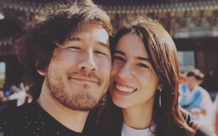 are amy and markiplier still dating