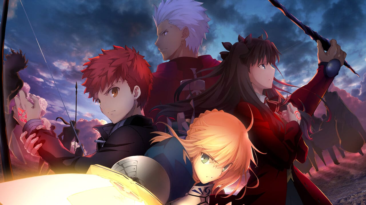 Best Anime Made By Ufotable, Bones and A-1 Studios